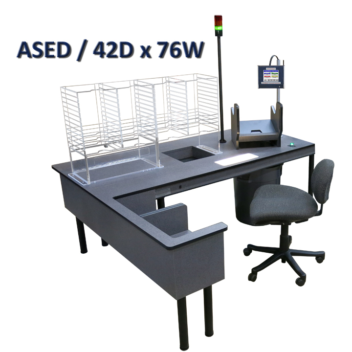 Manual Extraction Workstations